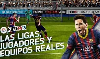 FIFA 14 ya disponible gratis para iOS y Android