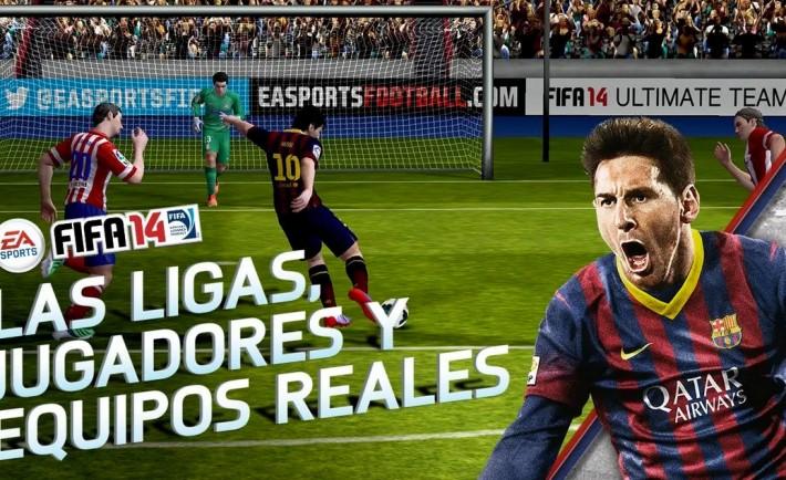 FIFA 14 iOS Android