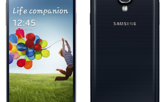 Free-Black-Samsung-Galaxy-S4-Picture