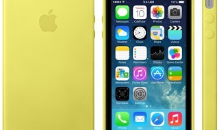 Fundas oficiales para iPhone 5S y 5C