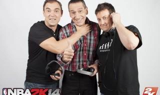 NBA 2K14 contará con comentarios en español ampliados