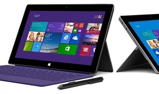 Microsoft presenta Surface 2 y Surface Pro 2