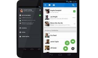 La versión 3.6 de la app de Tuenti para Android llega con un botón para gobernarlos a todos