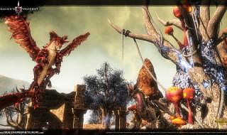 Aluntia, nueva región para Dragon's Prophet