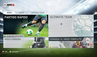 Ya disponible la demo de FIFA 14 para PC