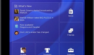 Así será la Playstation App de PS4 para iOS y Android