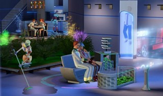 Trailer de lanzamiento de Los Sims 3: Hacia el futuro
