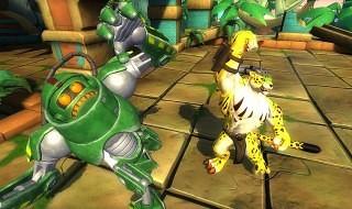 Invizimals: El Reino Escondido e Invizimals: La Alianza ya disponibles para PS3 y PS Vita