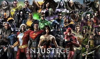 Gameplay de Injustice: Gods Among Us Ultimate Edition en PS Vita
