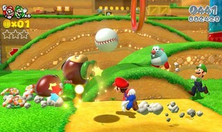 Nuevo trailer de Super Mario 3D World