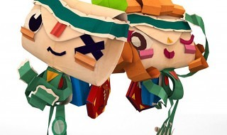 Nuevo trailer in-game de Tearaway