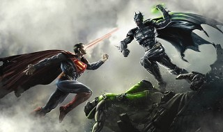 Injustice: Gods Among Us Ultimate Edition llega a PS Vita, PS4 y PC el 29 de noviembre