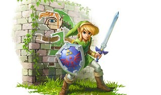 Gameplay de The Legend of Zelda: A Link Between Worlds