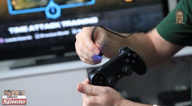 Dualshock 4 PS3