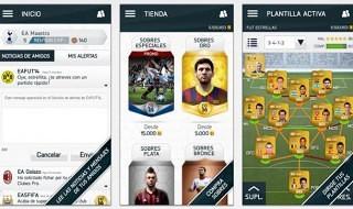 EA Sports Football Club se actualiza en iOS y Android solucionando los problemas de conexión