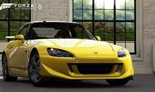 Anuncio para TV de Forza Motorsport 5