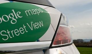 Google Street View echa a andar en Argentina