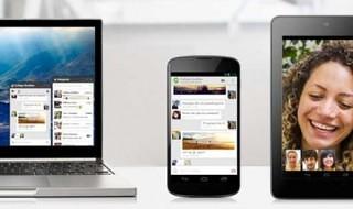 Google Hangouts tendrá a partir de hoy soporte para compartir localización, gifs animados y SMS