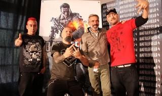 Def Con Dos le dedica una canción a Battlefield 4