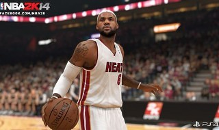 Primera captura de pantalla de NBA 2K14 para PS4