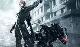 Primera imagen de la versión para PC de Metal Gear Rising: Revengeance