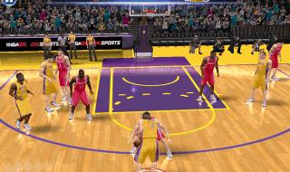NBA 2K14 ya disponible para iOS y Android