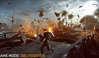 El modo de juego Obliteration ya disponible en la beta de Battlefield 4
