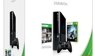 Nuevo pack de Xbox 360 con Halo 4 y Tomb Raider