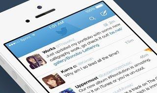 Twitter se actualiza en iOS y Android con mejoras en lo tweets de la cronología