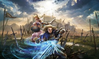 Anunciada la beta de Soul Calibur: Lost Swords