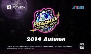 Anunciado Persona 4: Dancing All Night