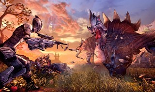"""Cazador de cabezas 2: """"La voracidad del hambriento y glotón Guajolote"""" para Borderlands 2, el 26 de noviembre"""