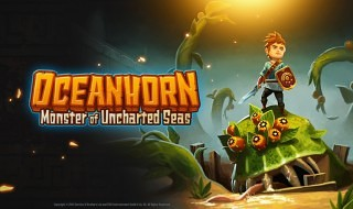 Oceanhorn ya disponible para iPhone y iPad