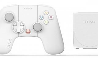Edición especial de Ouya en color blanco y 16GB de memoria interna
