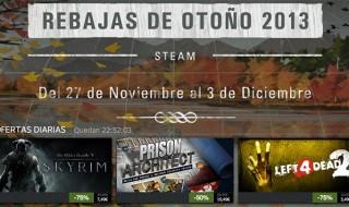 Llegan las rebajas de otoño a Steam