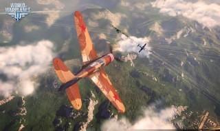 World of Warplanes ya disponible