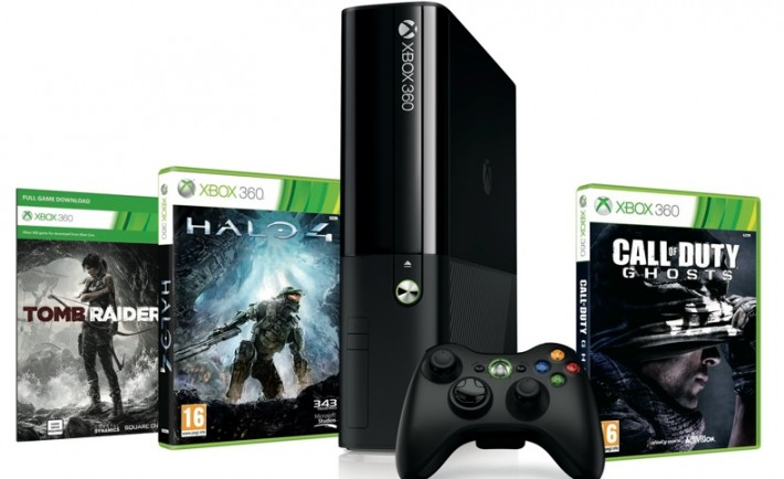 Xbox 360 Tomb Raider Halo 4