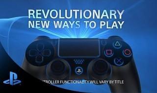 Principales características del Dualshock 4 de PS4