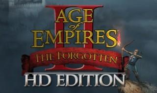 The Forgotten, expansión para Age of Empires II HD