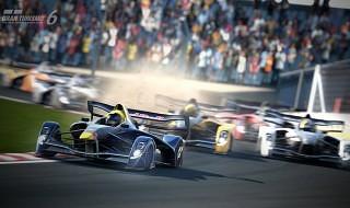 La actualización 1.02 de Gran Turismo 6 trae el Red Bull X Challenge y dos nuevos coches