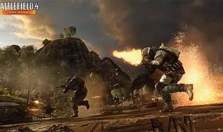 Nueva actualización para Battlefield 4 en PS3 y PS4