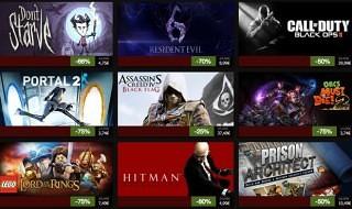 Noveno día de ofertas de navidad en Steam