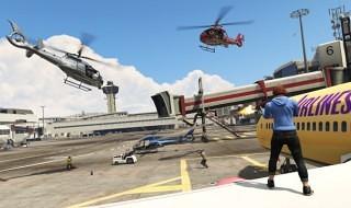 Actualización 1.08 para GTA V con nuevo contenido para GTA Online
