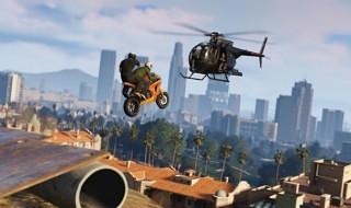 Llega el creador de contenidos a GTA Online y el primer DLC para la historia de GTA V en 2014