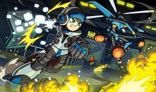 Primeras capturas de Mighty No. 9