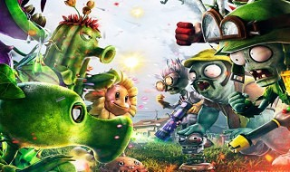 Nuevo gameplay de Plants vs Zombies: Garden Warfare, 4 jugadores en cooperativo