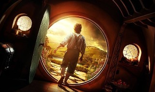 El Hobbit: Un viaje inesperado, la película más descargada de 2013
