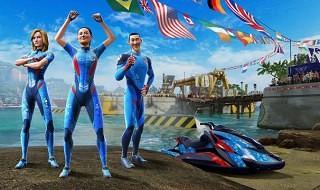 Comienza la Pretemporada de Campeones Internacionales en Kinect Sports Rivals