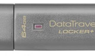 DataTraveler Locker+ G3, nueva memoria flash USB 3.0 de Kingston con protección automática de datos