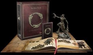 La edición de coleccionista de The Elder Scrolls Online